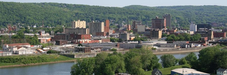 Historia de Binghamton
