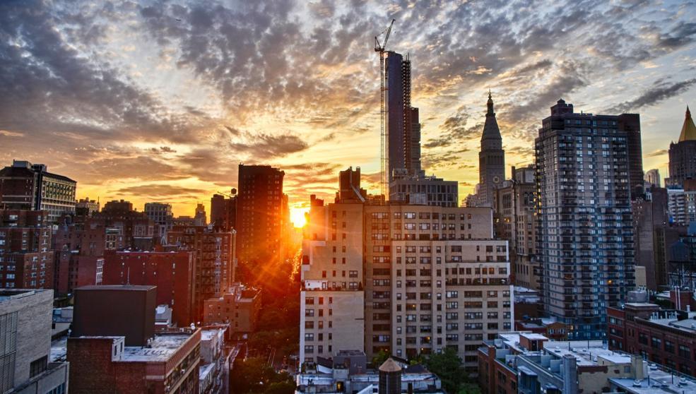 Conoce todo sobre el Manhattanhenge, maravilloso evento