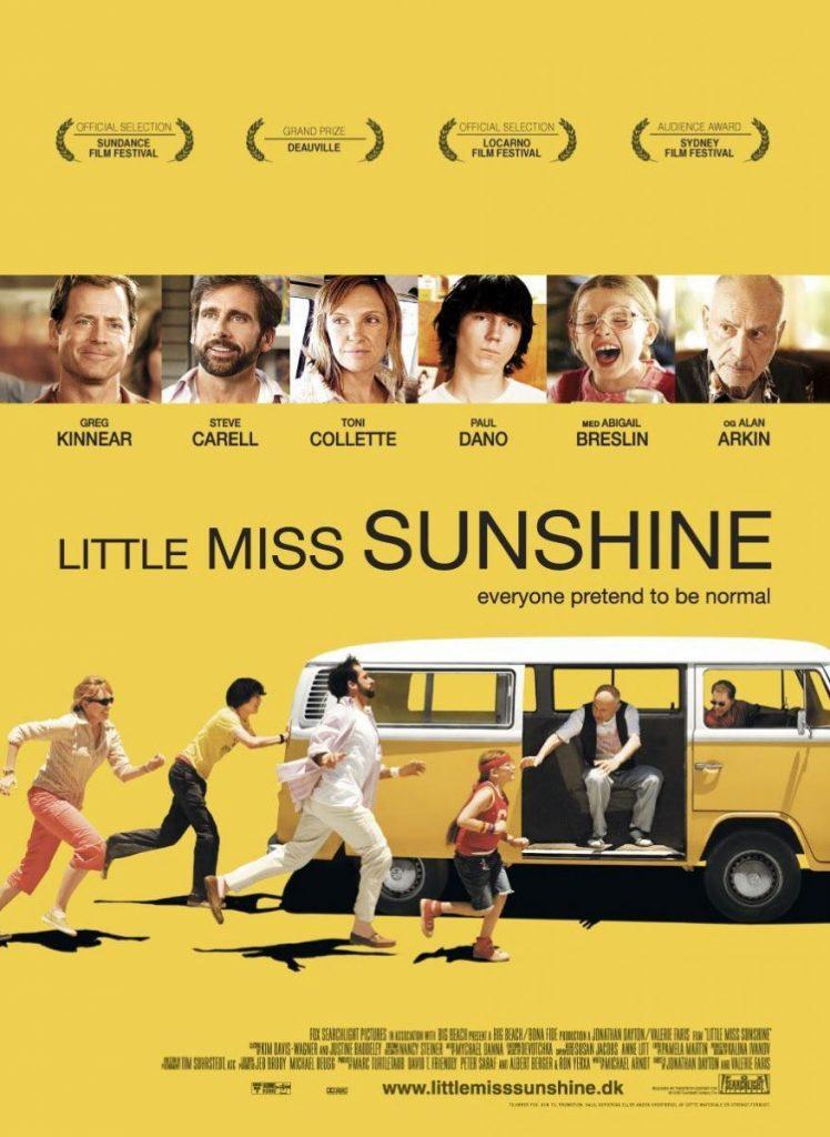 Películas de Abigail Breslin, Pequeña Miss Shunshine