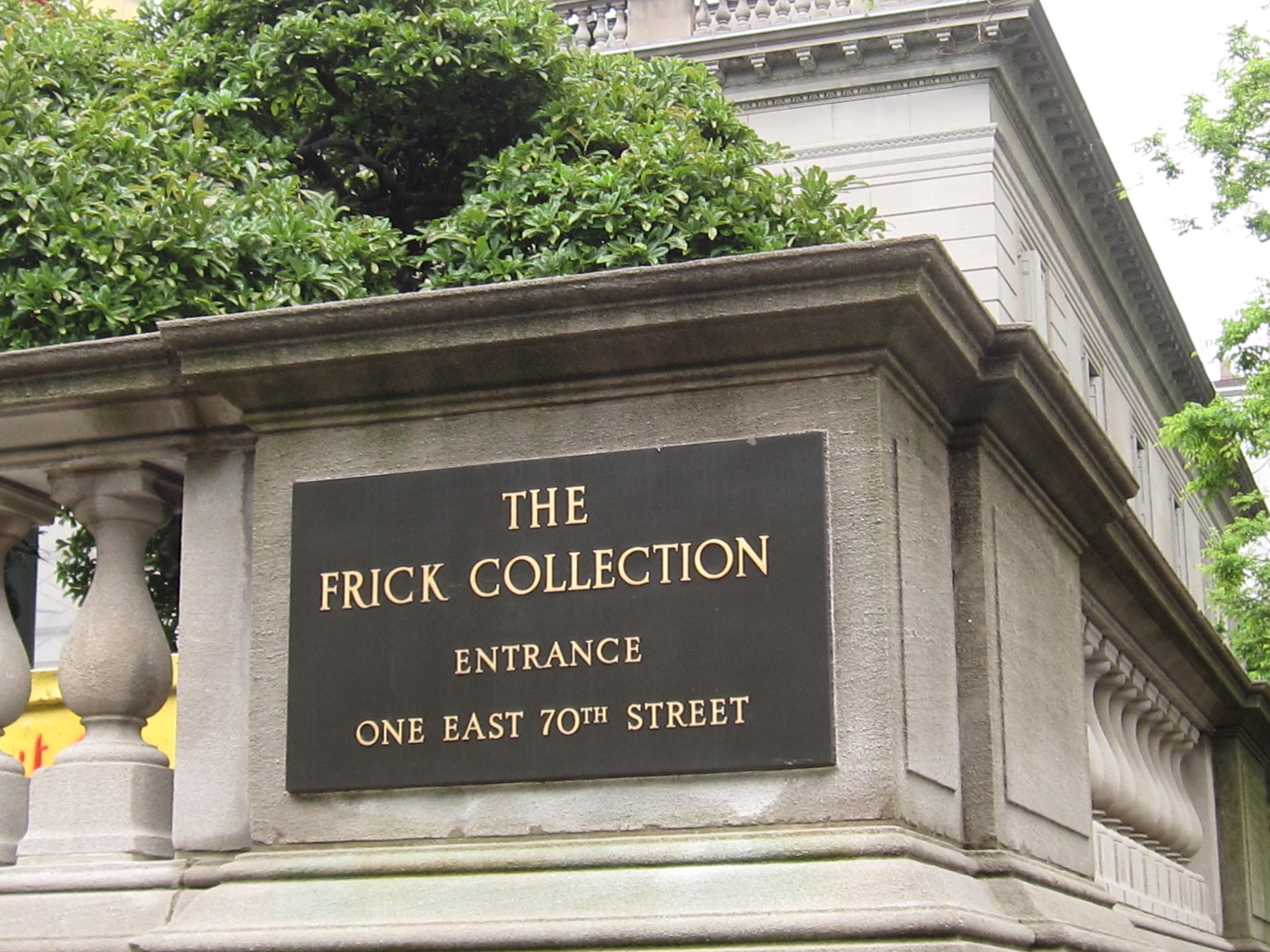 coleccion frick