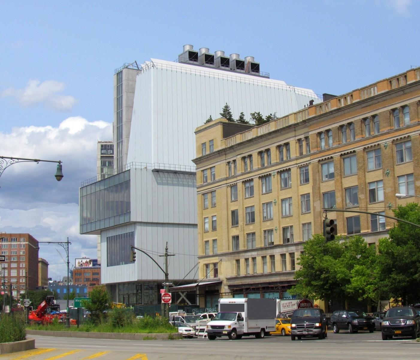 museo de whitney de arte estadounidense