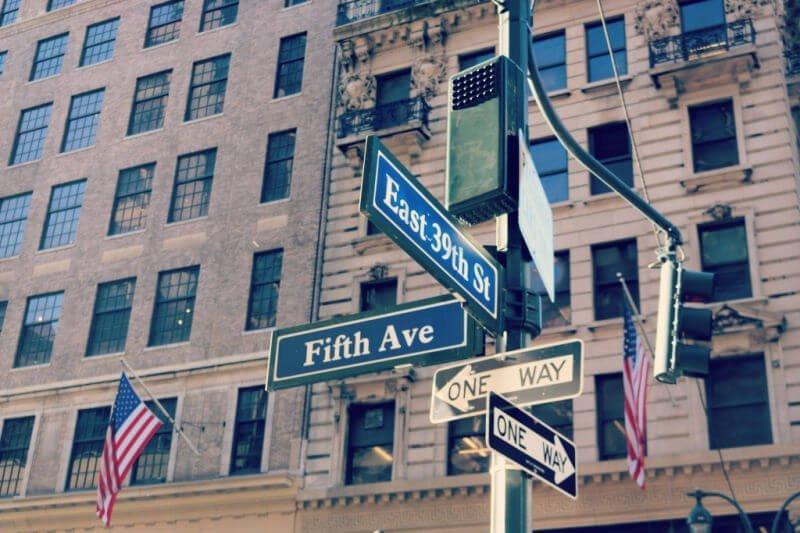 Descubre todo acerca de la Quinta Avenida de Nueva York