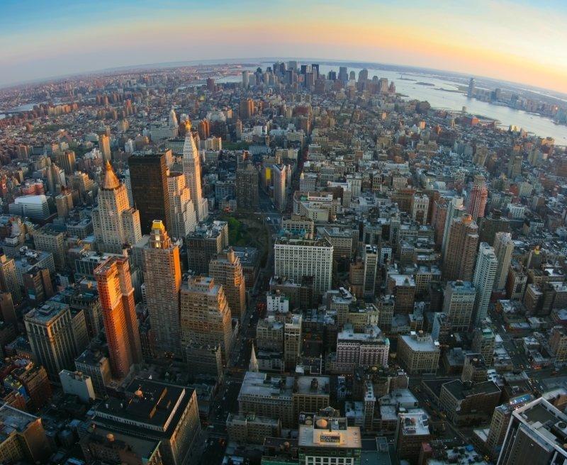Origen de la Quinta Avenida de Nueva York