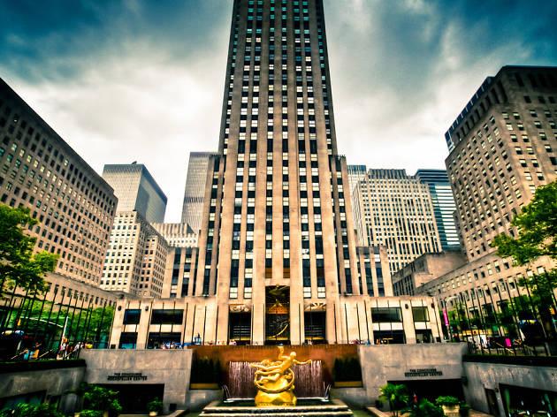 Quinta Avenida de Nueva York, Rockefeller Center