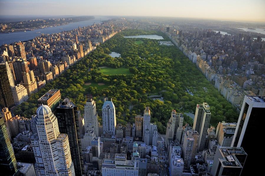 Quinta Avenida de Nueva York, Central Park