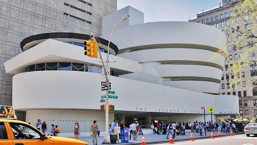 Quinta Avenida de Nueva York, Museo Solomon R. Guggenheim