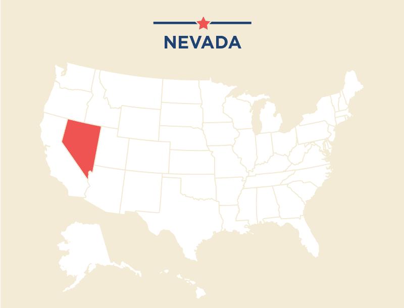 Ciudades de Nevada