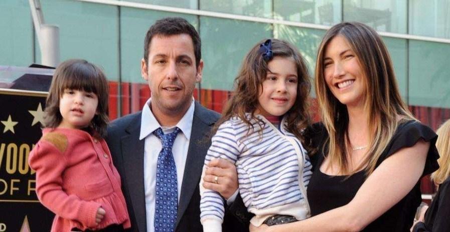 Familia de Adam Sandler