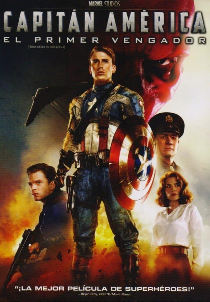 Alan Silvestri, Película Capitán América: El primer vengador