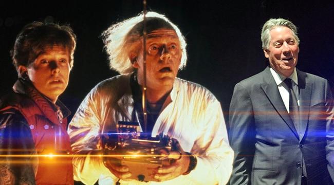 Alan Silvestri, Película Regreso al futuro