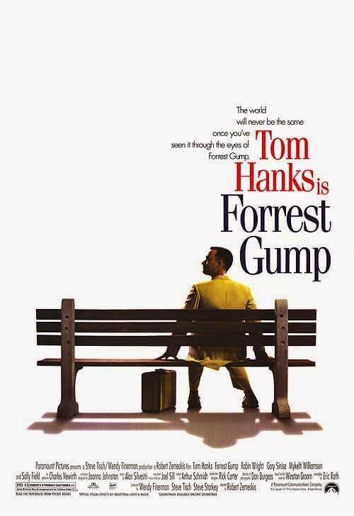 Alan Silvestri, Película Forrest Gump