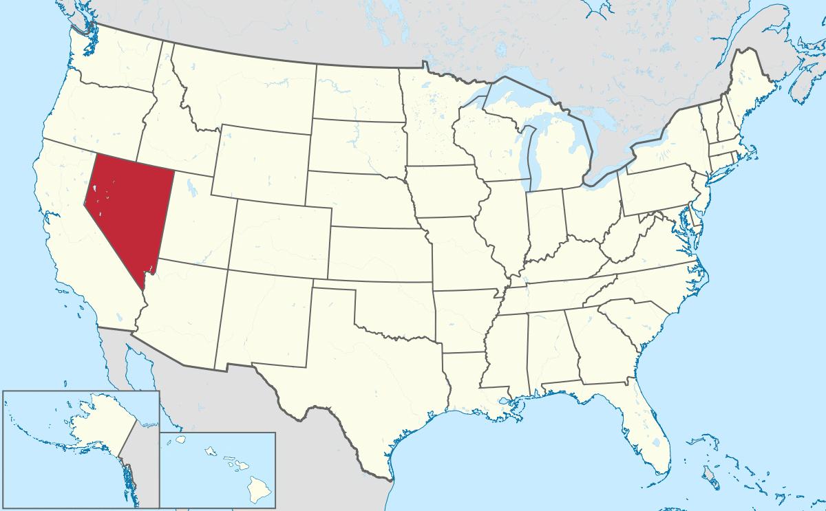 Historia de Nevada