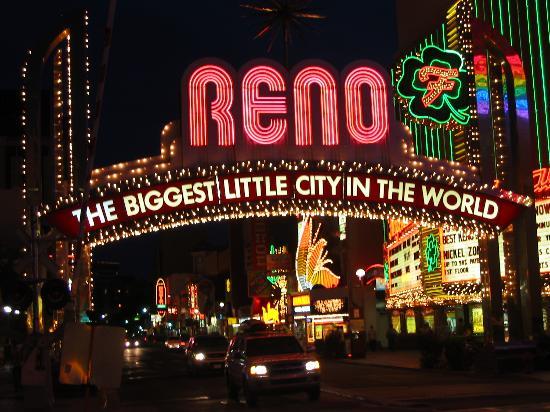 Ciudad de Reno, Nevada