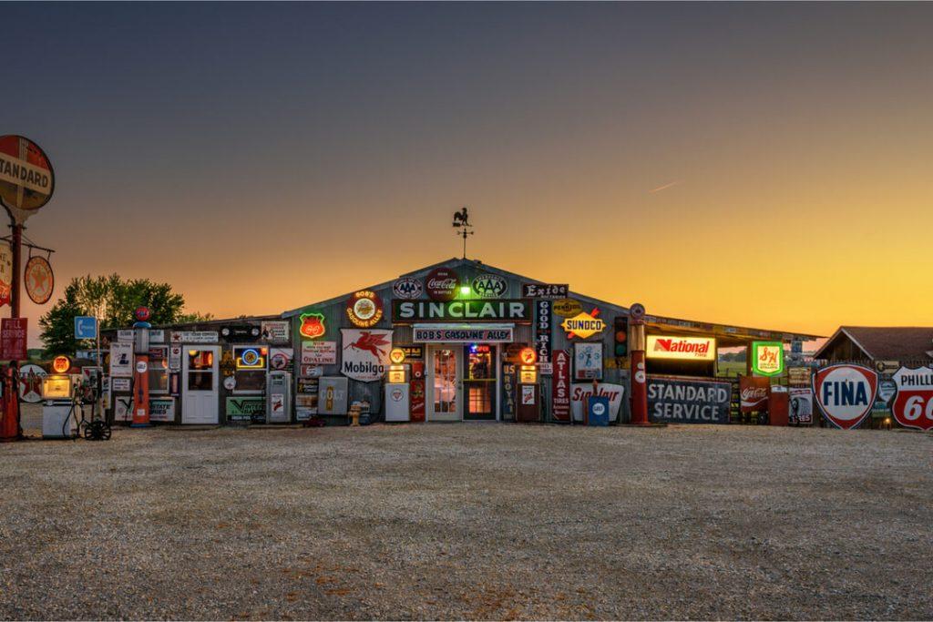 Dónde comer en la Ruta 66