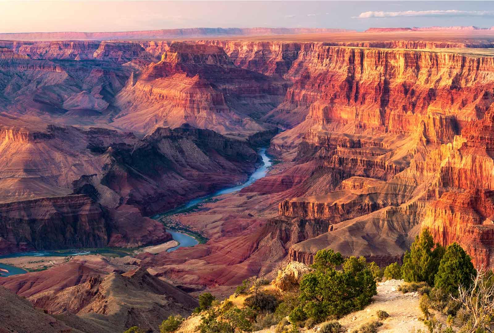 Visitar en Gran cañón 1 día