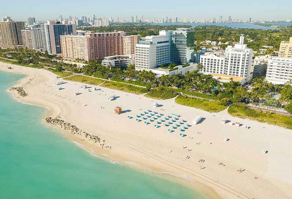 Visitar las playas de Miami