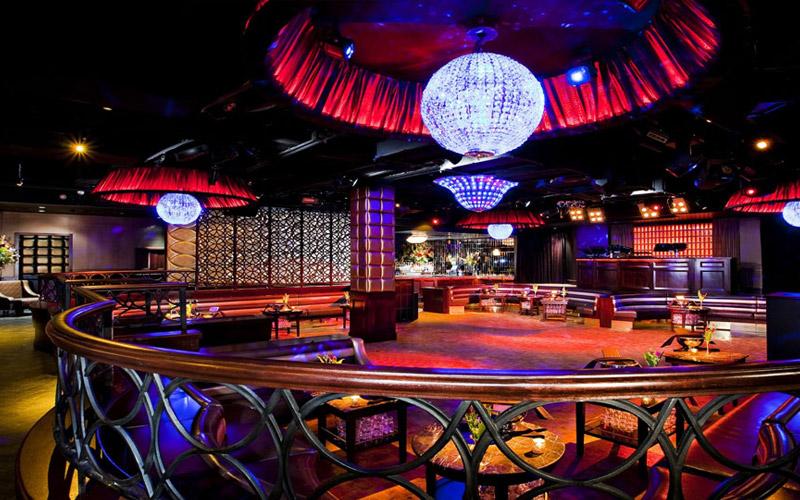 Las mejores discotecas en Las Vegas