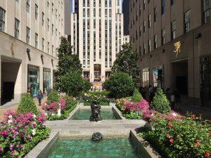 El Centro Rockefeller