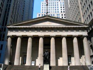 El Federal Hall de Nueva York