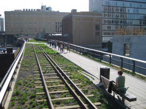 El Parque High Line