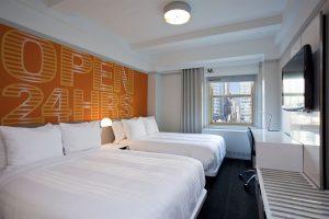 Hotel Row