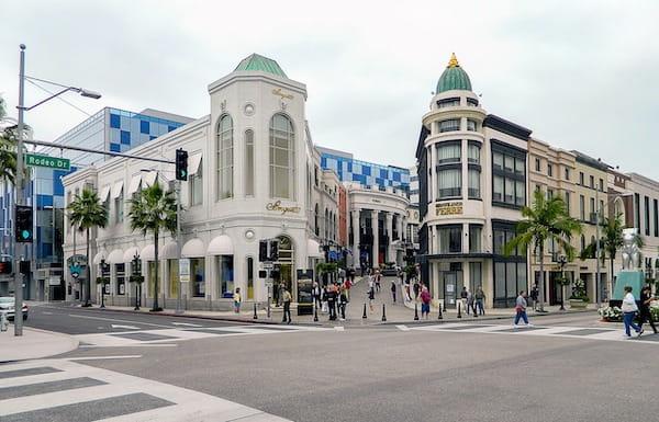 Las mejores calles de los Ángeles