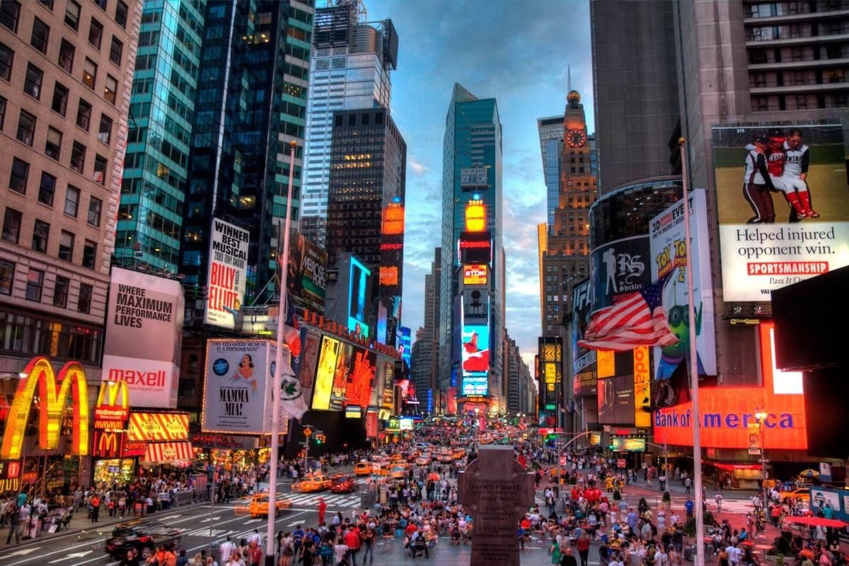 mejores lugares para comprar en New York