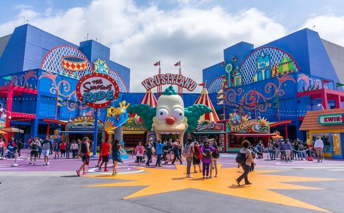 mejores parques de diversión en California