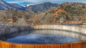 Aguas termales SunWater Spa colorado