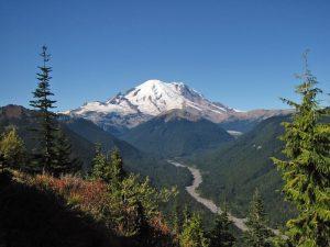 Ciudad de Seattle Monte Rainier