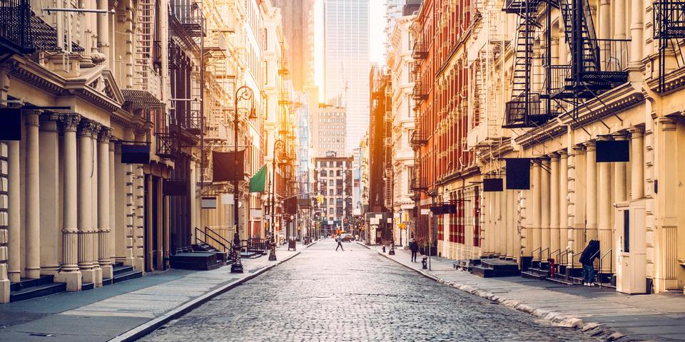 Excursión al Alto y al Bajo Manhattan
