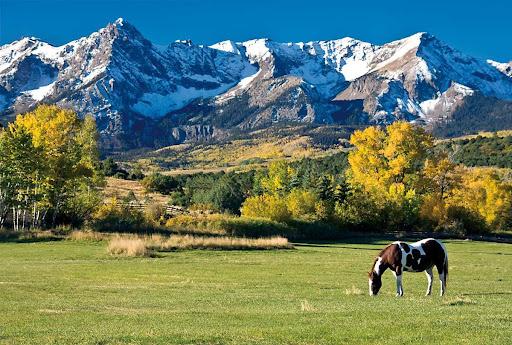 Montañas de colorado