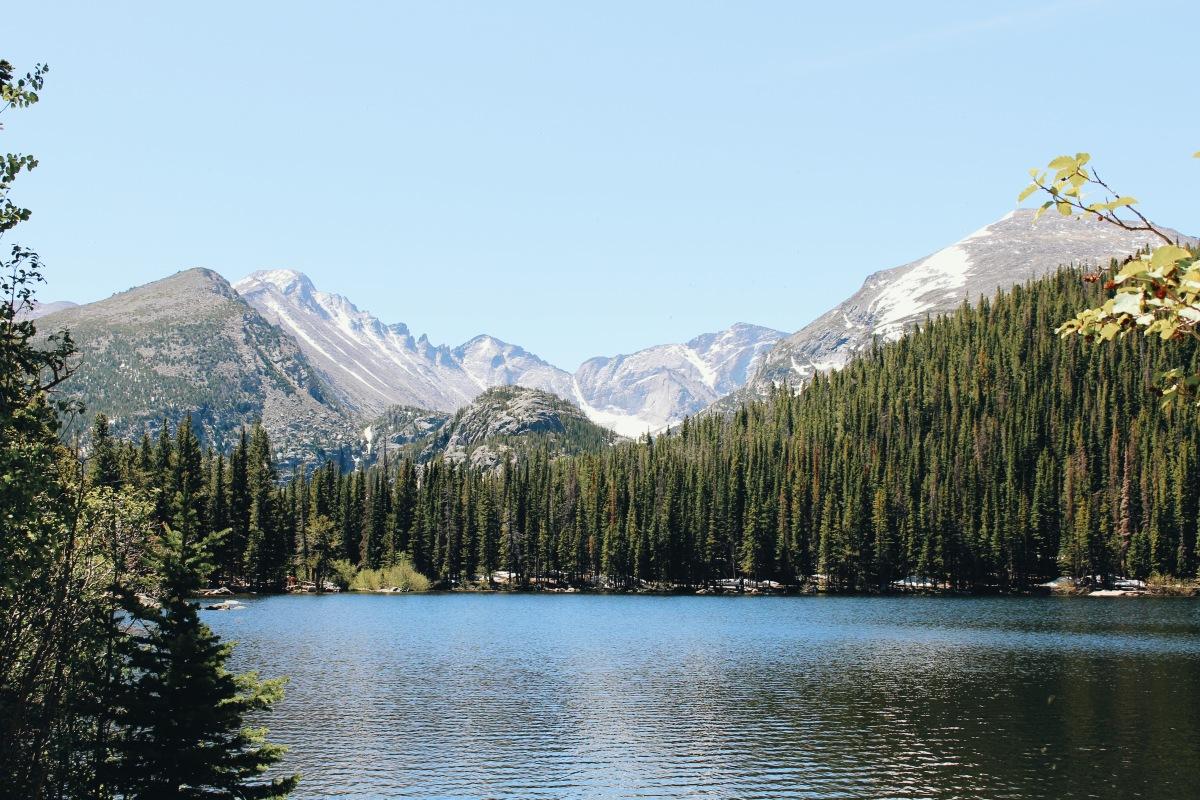 Parque Nacional de las Montañas Rocosas