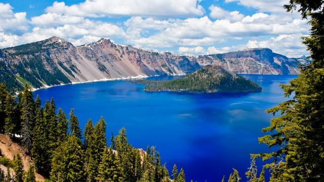 Parque nacional Lago del Cráter