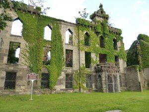Ruinas del Smallpox Hospital