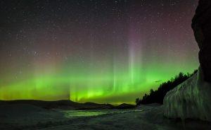 Upper Peninsula de Michigan auroras