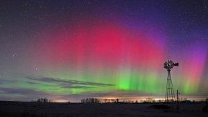 aroostook national wildlife refuge auroras