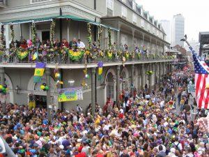 Carnaval de Nueva Orleans