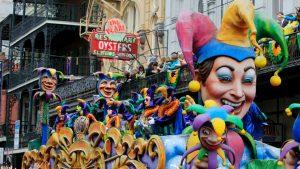 La celebración del carnaval
