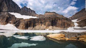 parque nacional delos glaciares estados unidos